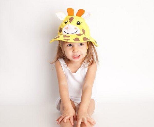 Zoocchini Giraffe Sun Hat