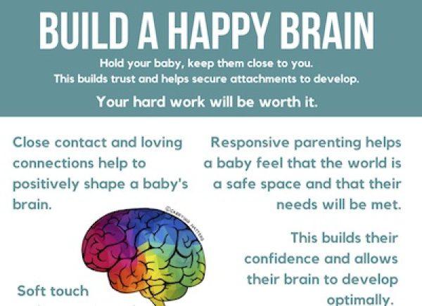 Build a happy brain