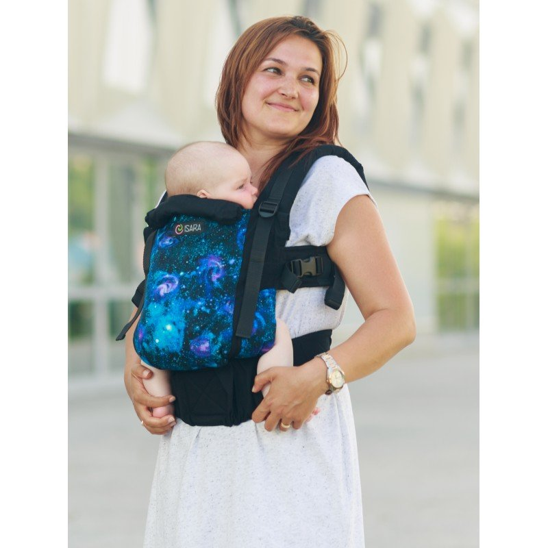 galaxy baby carrier