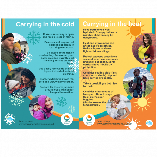 carrying in all weathers posters