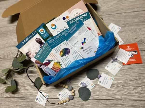 Bespoke babywearing starter kit foundation box