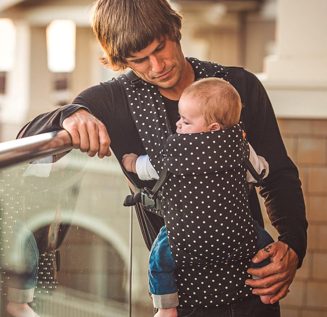 beco gemini newborn buckle carrier