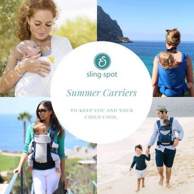 summer carriers sling spot